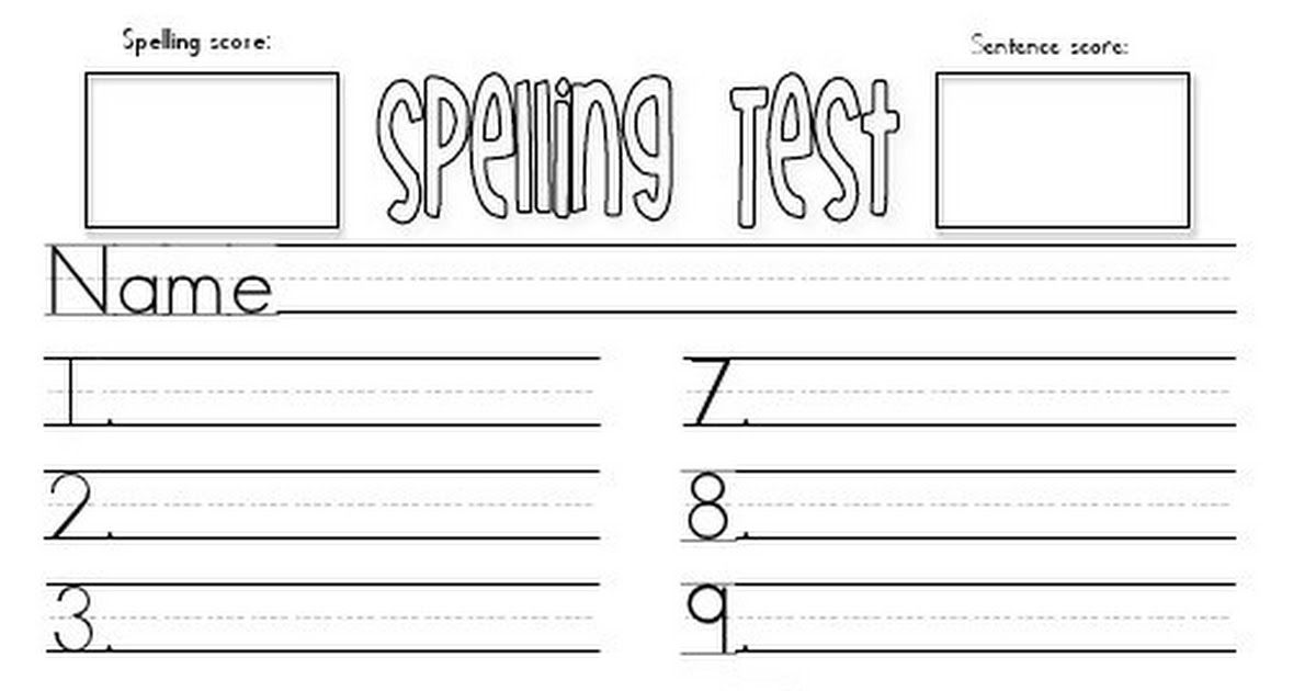 Pin on Spelling