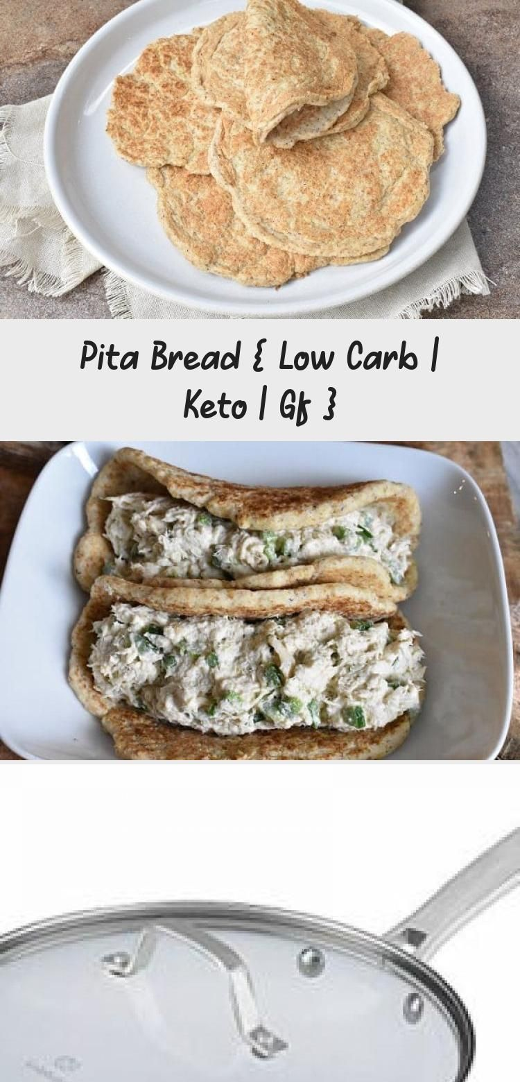 Keto Pita Bread | The best low carb pita bread for ...