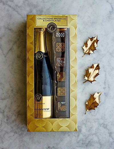 Collections Prosecco & Chocolates | M&S
