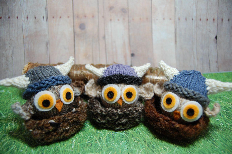 Viking Owl- Etsy.