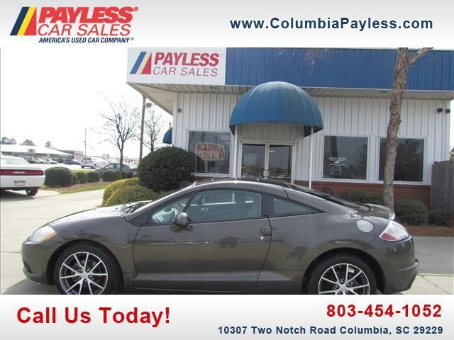2011 Mitsubishi Eclipse 3dr Cpe Man Gs Used Inventory Columbia