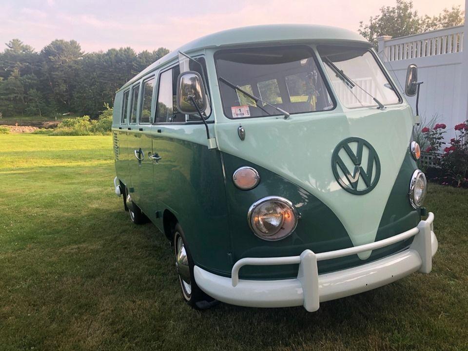 1965 Volkswagen 11 Window Bus Boston Ma 37 500 Obo Please Give