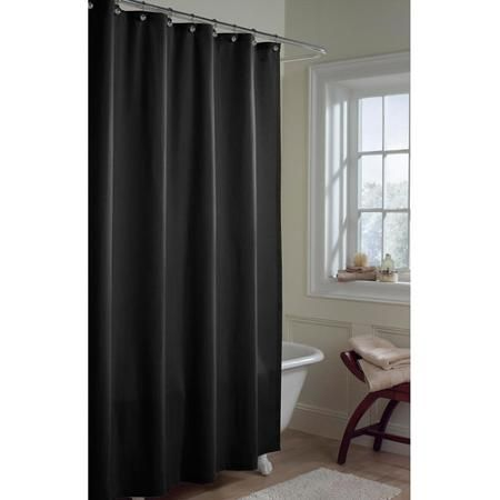 Home Fabric Shower Curtains Shower Curtains Walmart Shower Liner