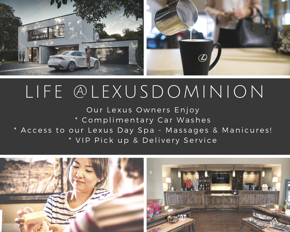 Nice Life At Lexus Dominion. Lexus Owner Perks And More Available At Our San  Antonio Lexus