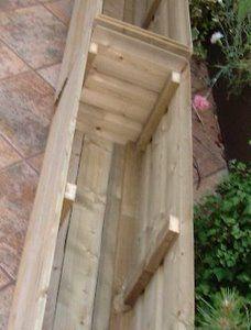 jardiniere assemble - Fabriquer Une Jardiniere En Bois