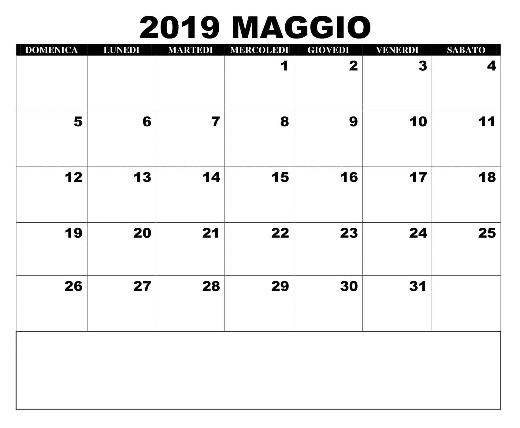 Calendario Liturgico 2020 2020.Calendario Mensile Maggio 2020