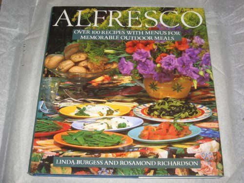 Alfresco: Over 100 Recipes with Menus for Memorable Outdoor Meals by Linda Burgess, http://www.amazon.com/dp/0517584824/ref=cm_sw_r_pi_dp_gdIYub01ZXMXV