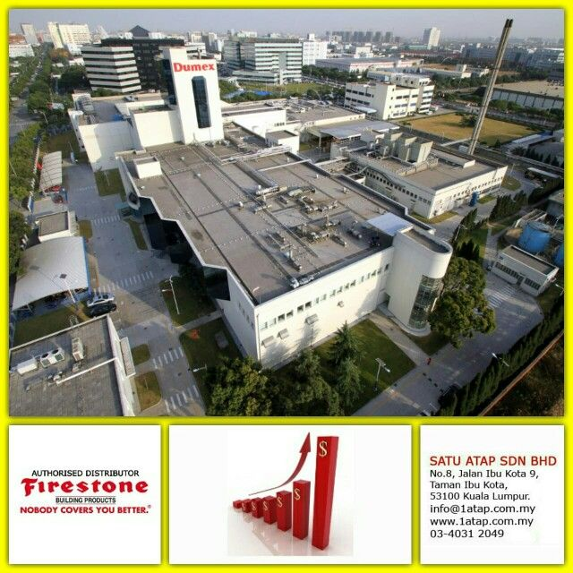 Dumex Factory Building Masterpiece They Are Using Firestone Epdm Roof Membrane Every Masterpiece Marks The Attainment Of I Membrane Roof Roofing Building