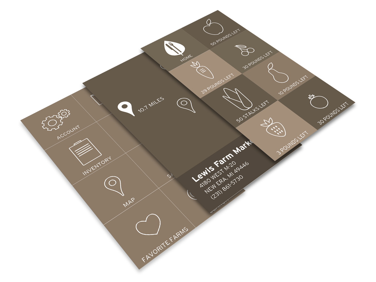 User Experience And User Interface Design For A Farm To Table - Farm to table app