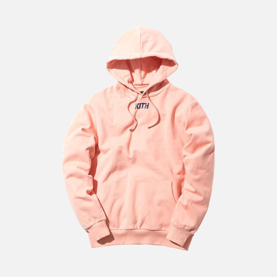 462f58c2 Kith Legends Day Hoodie in Salmon | aesthetic in 2019 | Hoodies ...
