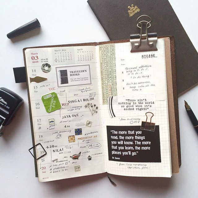 af2a99e7e331 Sneak peek of week ➀➀. I do keep my journal daily
