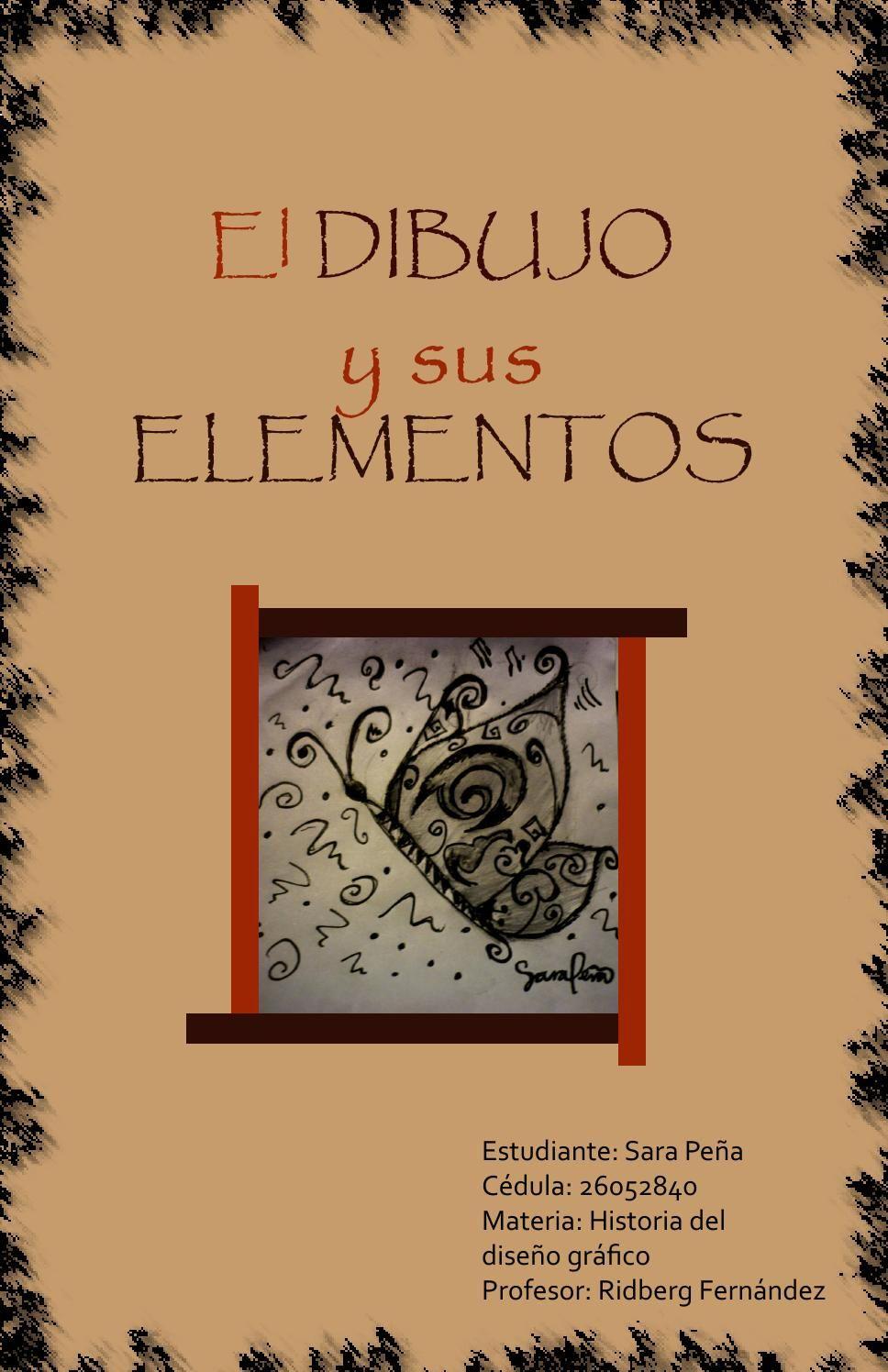 El Dibujo Y Sus Elementos Tecnicas De Dibujo Libro De Dibujo Libros De Dibujo Pdf