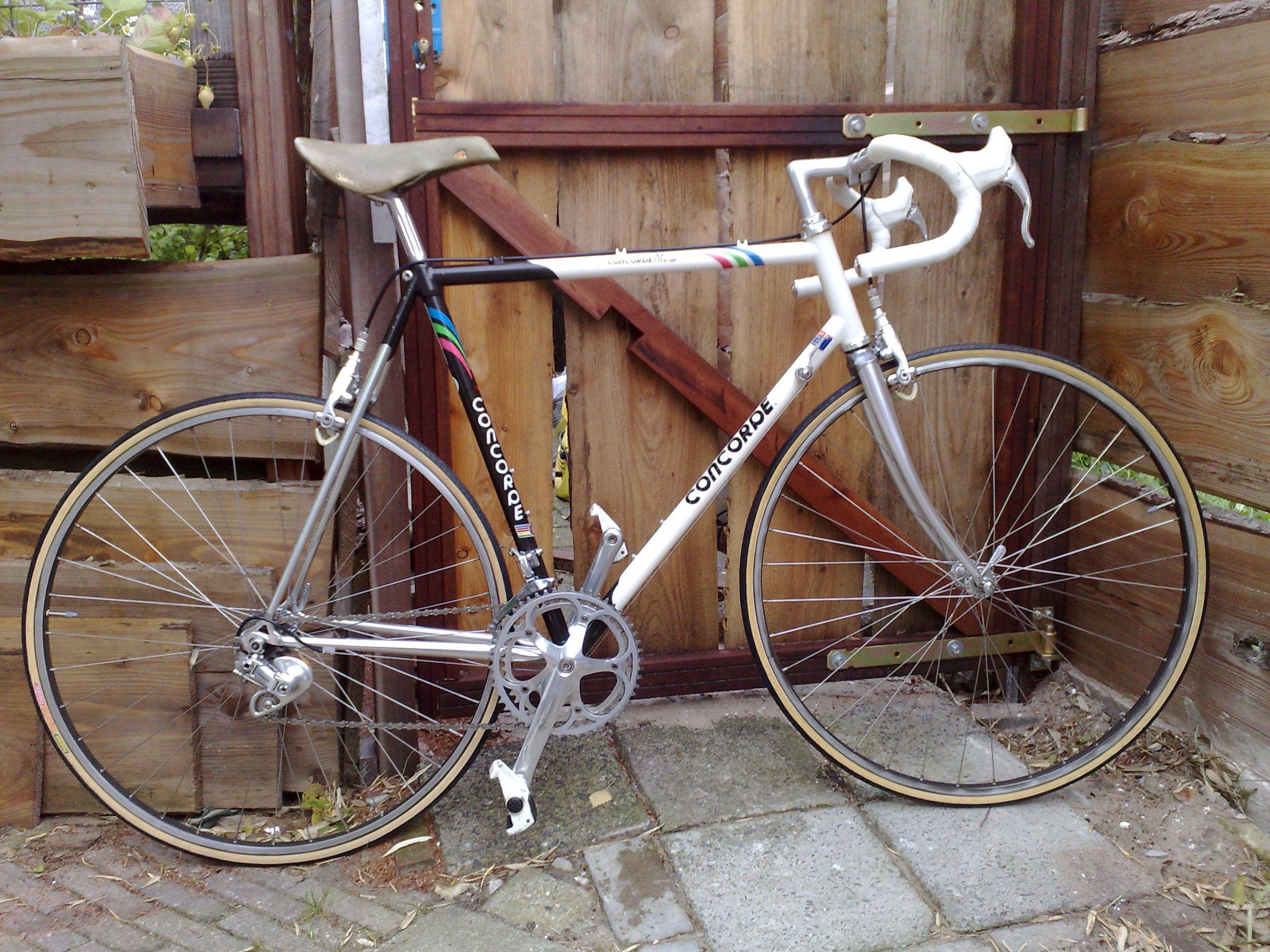 Te Koop Concorde Alura Maat 58 Italiaanse Racefietsen Concorde Bikes For Sale Vintage Bicycles