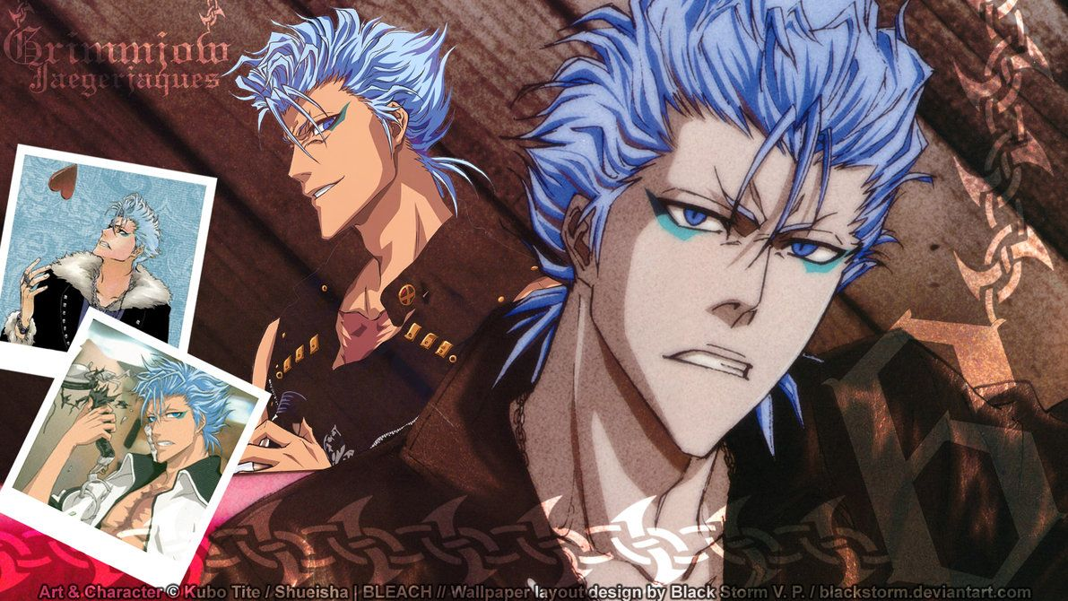 Grimmjow Jeagerjaques wallpaper containing a fountain entitled Grimmjow