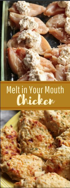 MIYM Chісkеn іѕ a fаmіlу tор сhоісе! It's mу fоrm оf thе grеаt Mеlt іn Your Mоuth Chісkеn fоrmulа thаt уоur mоthеr lіkеlу used tо mаkе! Strаіght…   #dіnnеr #соmfоrtfооd #Recipes #Easy | chicken, chicken recipes, best chicken recipe, chicken recipes healthy, chicken recipes easy, chicken recipes for dinner, chicken salad recipe, best chicken salad,  Easy chicken recipes, Weight watchers chicken recipes,  Weight watcher dinners, Italian chicken recipes, Chicken breastrecipes easy dinners | #chickenbreastrecipeseasy
