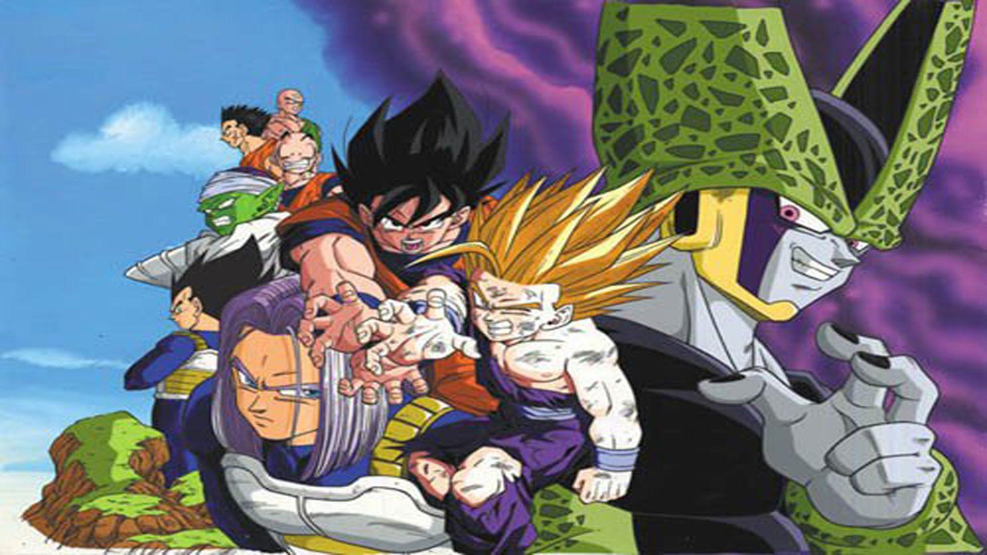 Gohan Vs Cell Pelea Completa Audio Latino Hd 720p Dragones Guerreros Dragon Ball