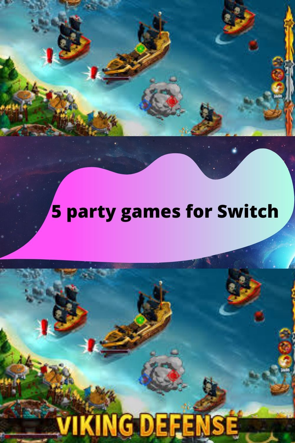 5 party games for Switch in 2020 Sleepover games, Fun