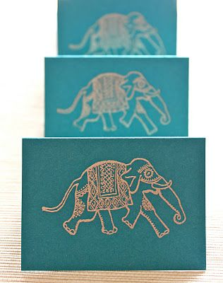more d i y embossed gold stationary heading to paper source asap