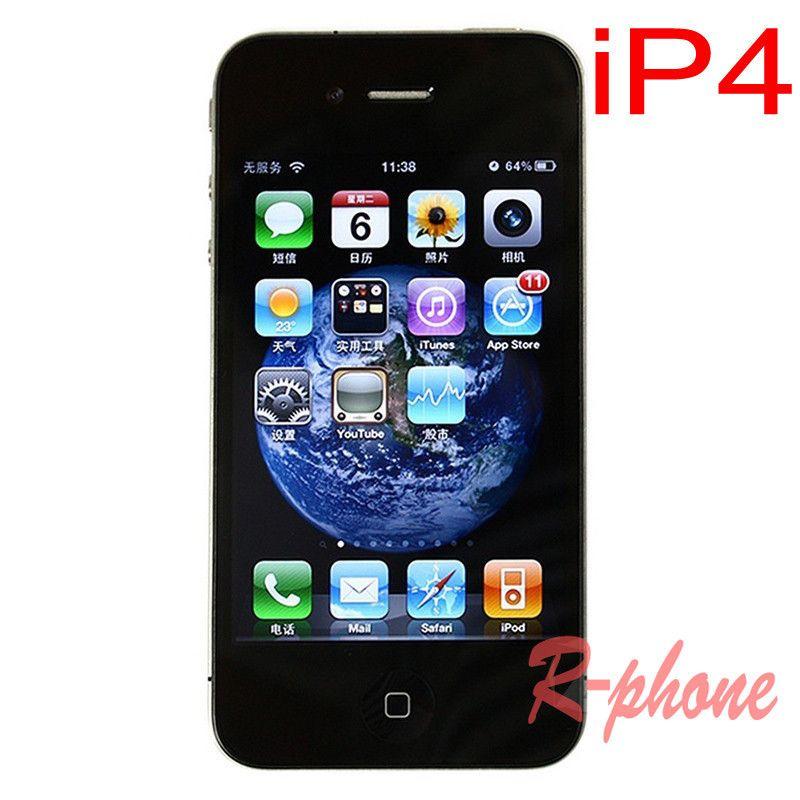 used original iphone 4 mobile phone 8gb 16gb 32gb apple pakage rh pinterest co uk Apple iPhone 4S Amazon Apple Air 16GB