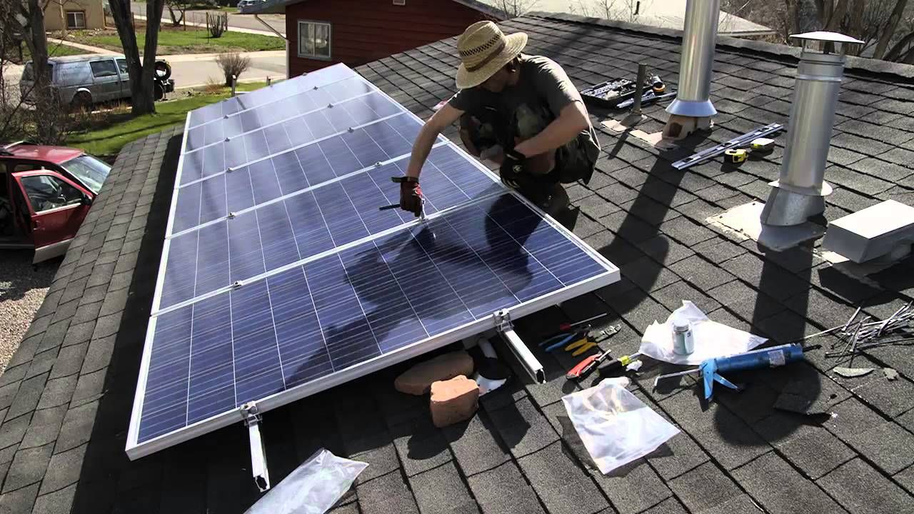 Renogy 2700w Polycrystalline Cabin Solar Kit 9 300w Polycrystalline Solar Panels 1 Midnite Classic 200 Mppt Charge Co Solar System Kit Solar Kit Off Grid Solar