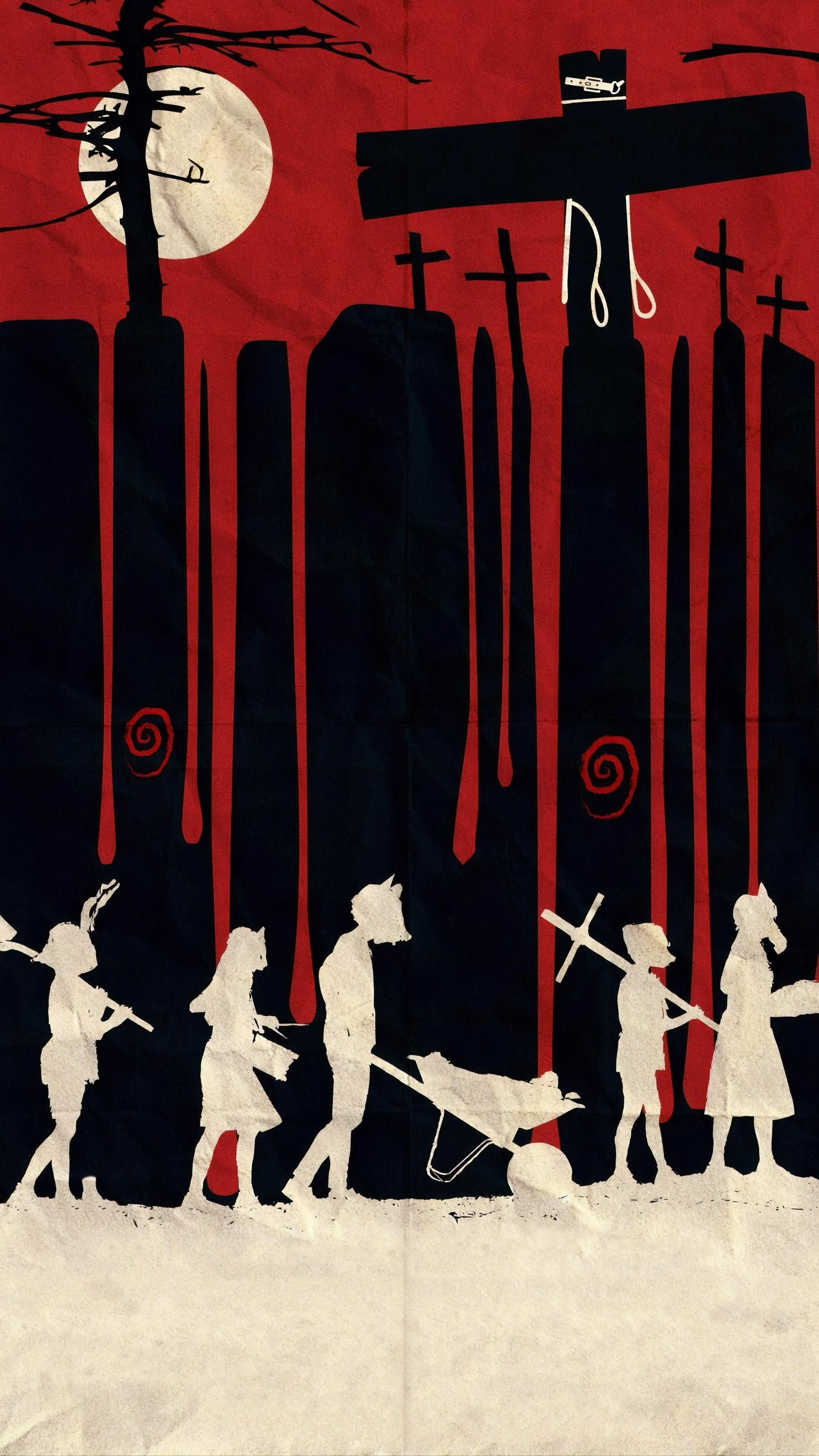 Moviemania Textless High Resolution Movie Wallpapers Pet Sematary Scary Art Movie Posters Minimalist