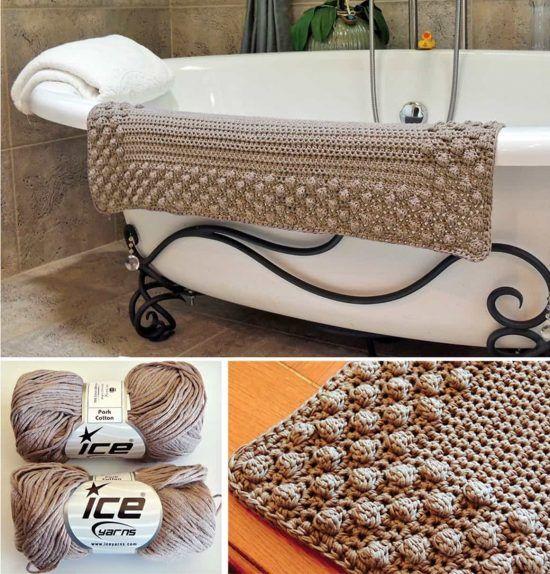 Crochet Scrubbies Free Patterns Top Pins | Tejido