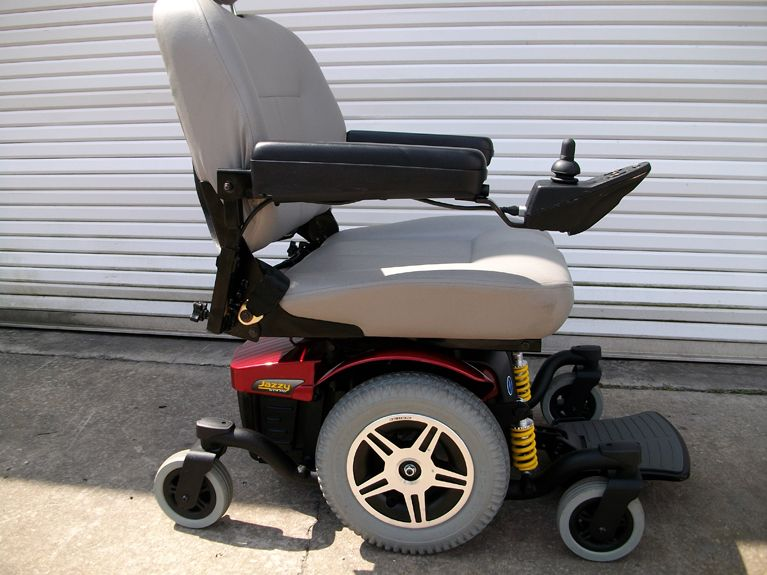 Jazzy Mobility Chairs 614 Series Pride Jazzy 614 Hd Xl Electric