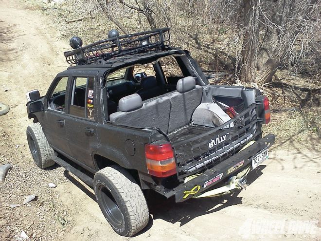 1112 4wd 19 Trail Rig Roundup You Turn 1996 Jeep Zj Grand Cherokee