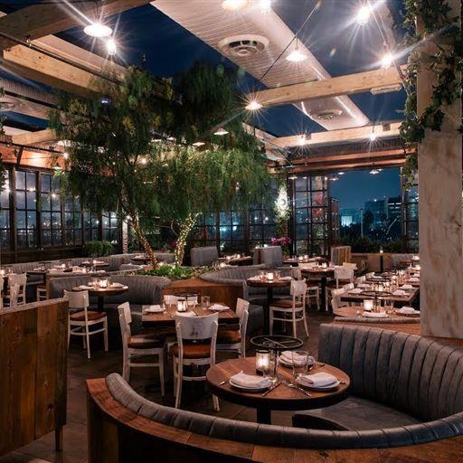 Catch La Cozy Restaurant Los Angeles
