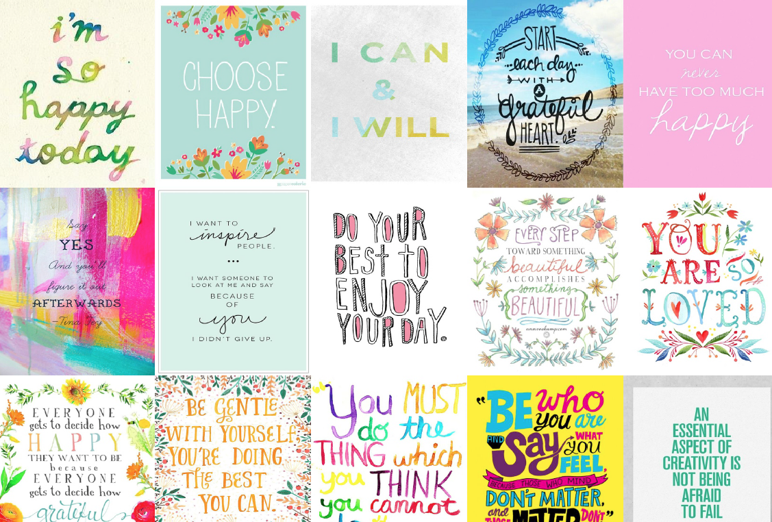 Free Summer Erin Condren Squares (Backgrounds & Quotes ...