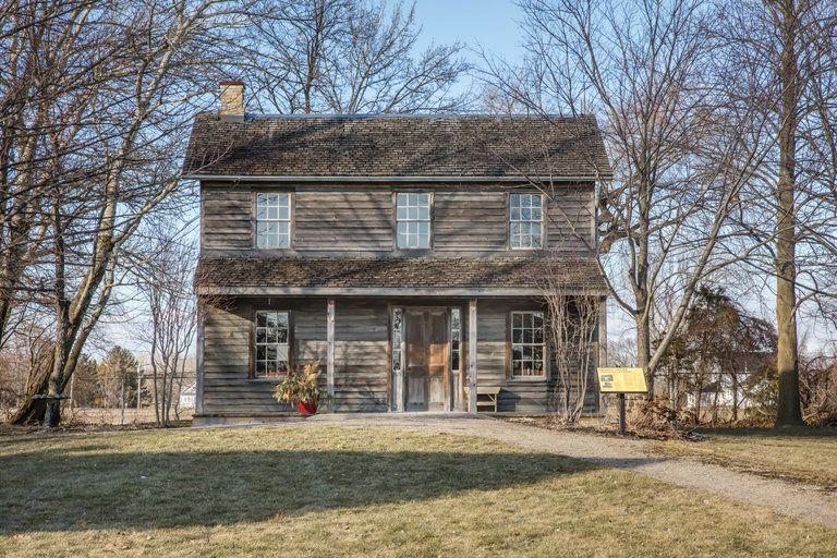 Harriet Tubman S Path To Freedom Underground Railroad Ontario Travel Harriet Tubman House