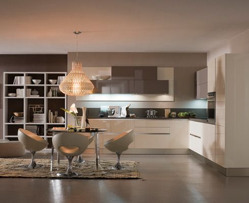 Carrera.go di Veneta Cucine - Catalogo design di AtCasa.it | cocinas ...