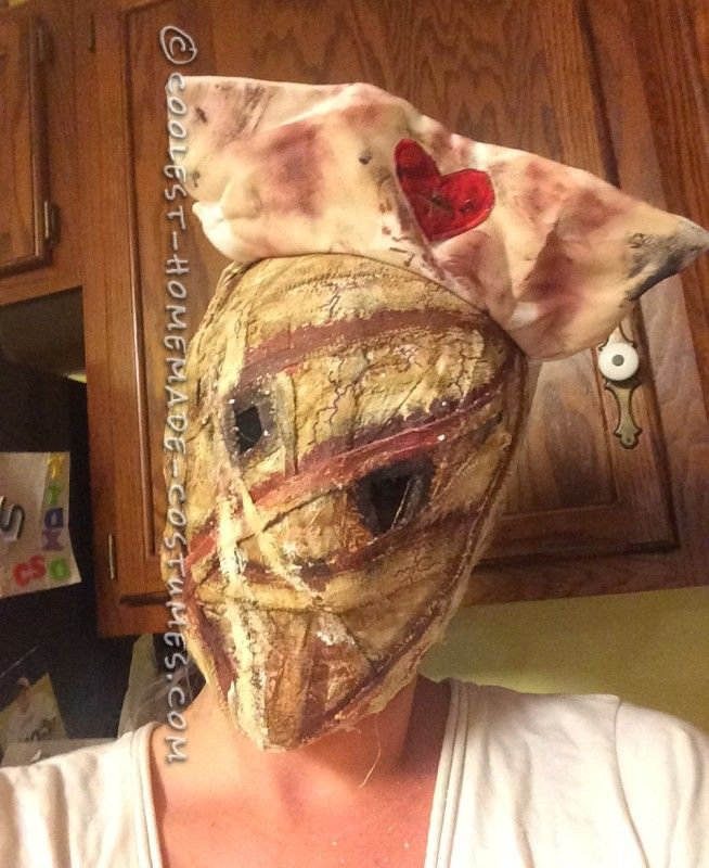 1e1f2e891ed82 Silent Hill Pyramid Head and Faceless Nurse Costumes | halloween ...