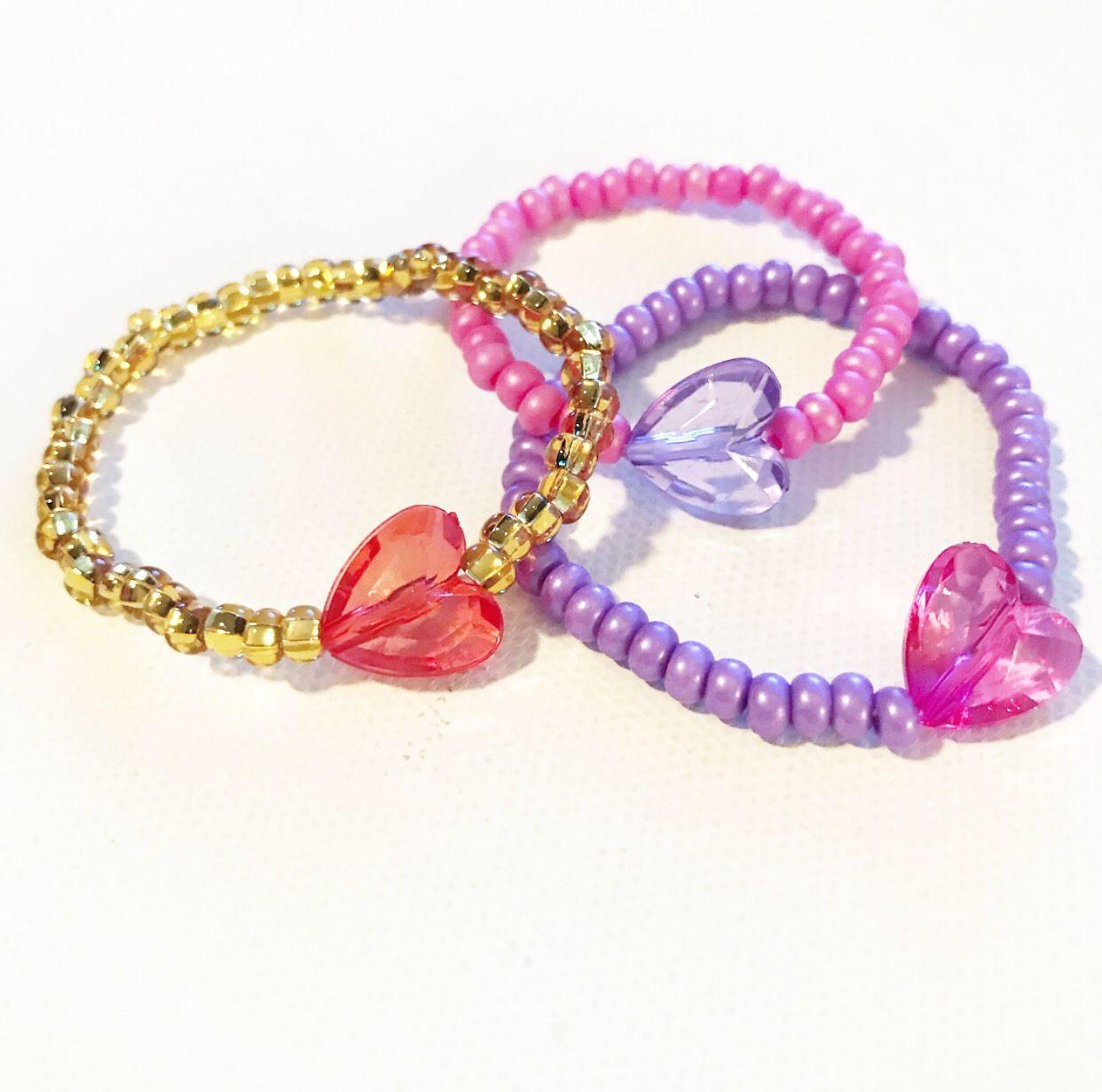 Toddler jewelry for girls girls friendship bracelets kids
