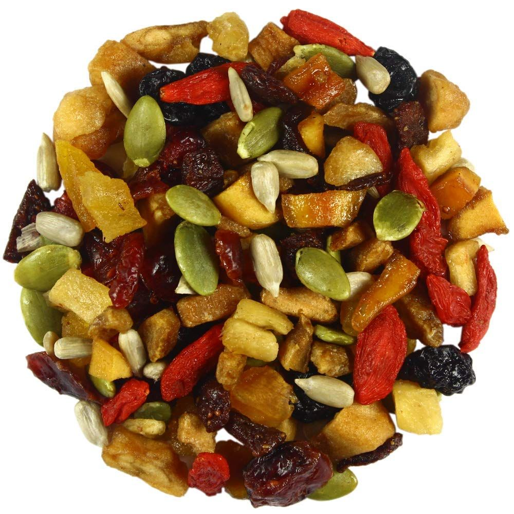 Sorich Organics – Berry Mix, Trail Mix, Combo – Small | Berries, Blueberries, Dried Fruits, Dried Fruits, Nuts and Seeds, Grocery and Gourmet Foods | Best news and deals