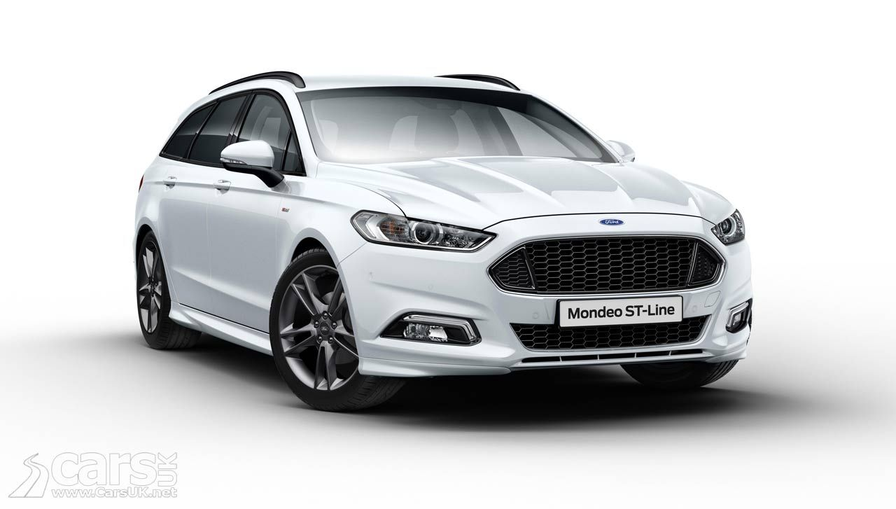 Ford Mondeo St Line Joins Fiesta And Focus In Ford S New St Line Range Cars Uk Ford Mondeo Ford Mondeo Wagon