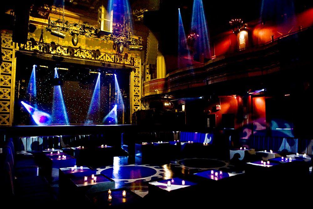 Teen night club in new york city