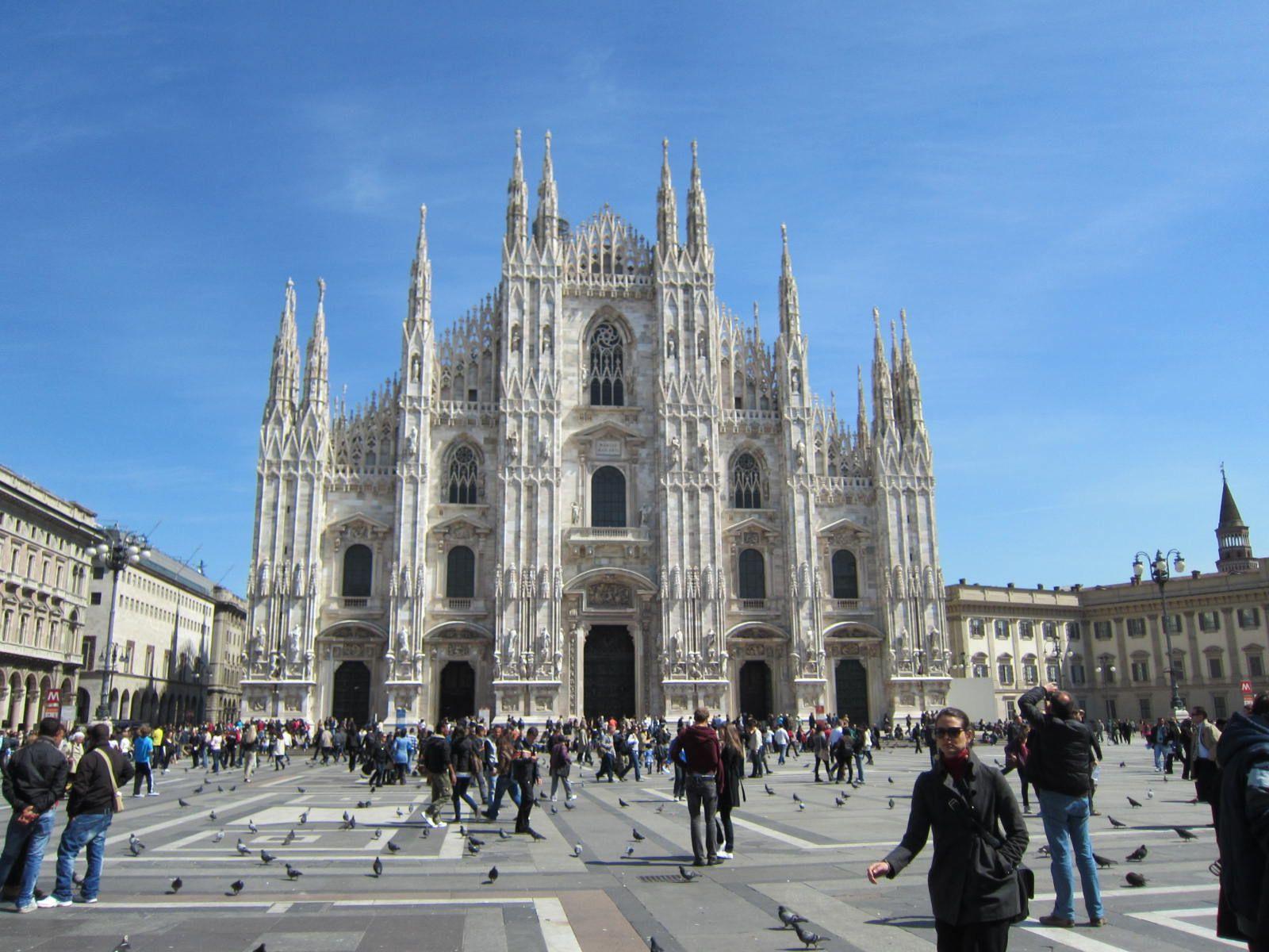 #Dom #Mailand