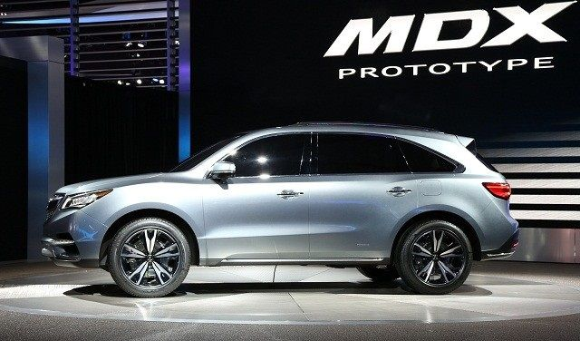 I love my MDX I will have a new one one day 2014 Acura MDX 2014
