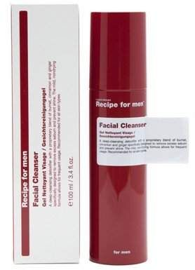 3dfd85e1307 Recipe for Men - Facial Cleanser 100ml | Products | Facial cleanser ...