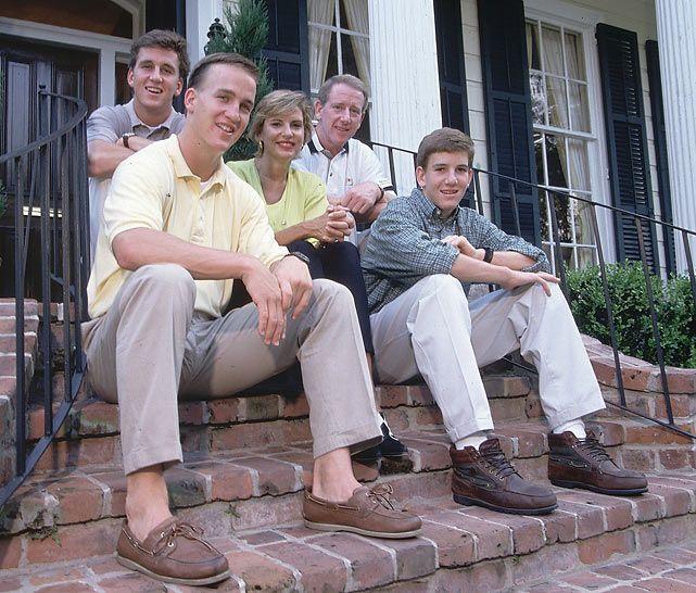 Peyton Manning Gallery | Peyton manning family and Peyton ...