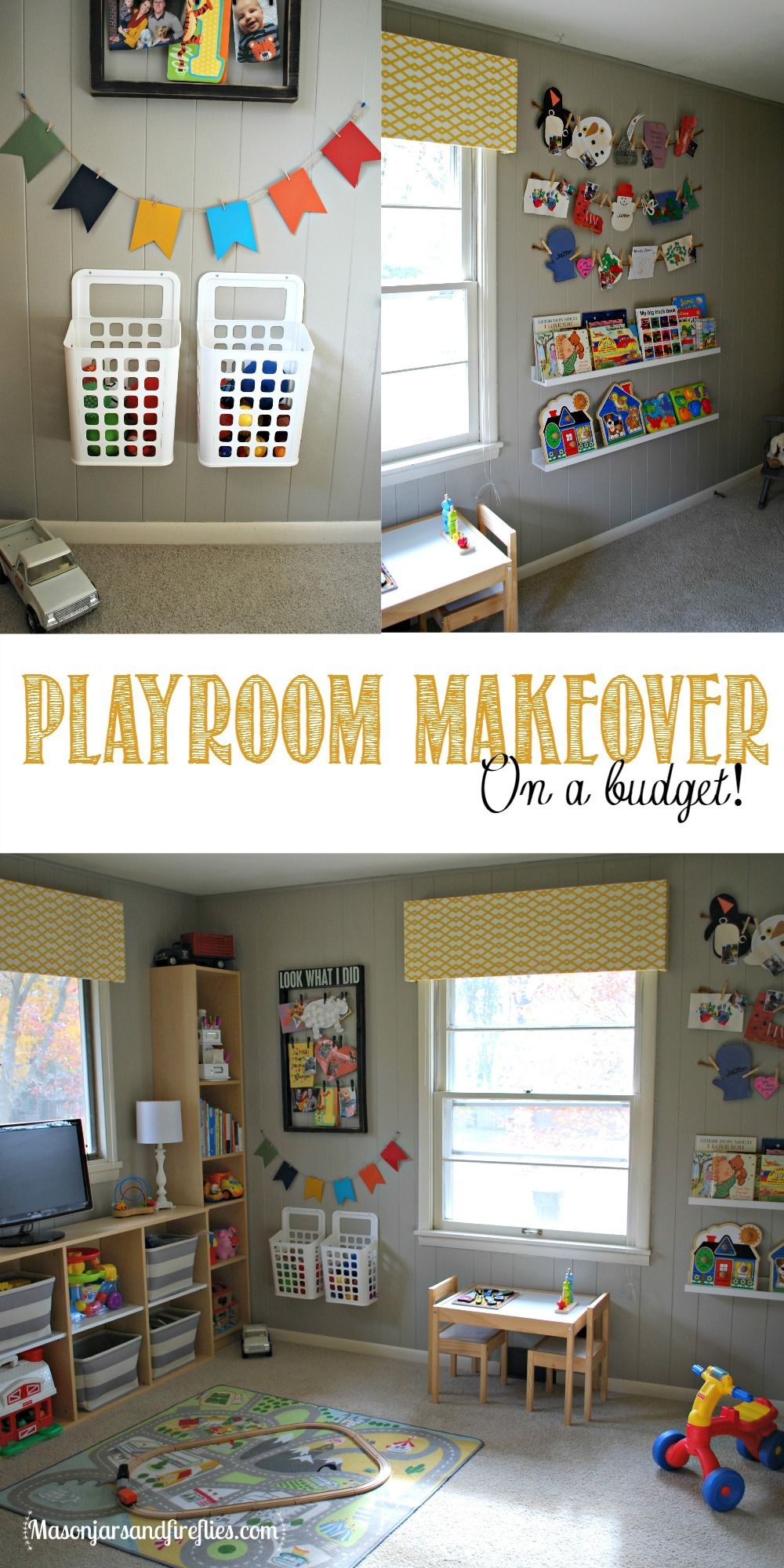Toy Rooms Playroom Decor Playroom: Loft Playroom, Playroom Paint