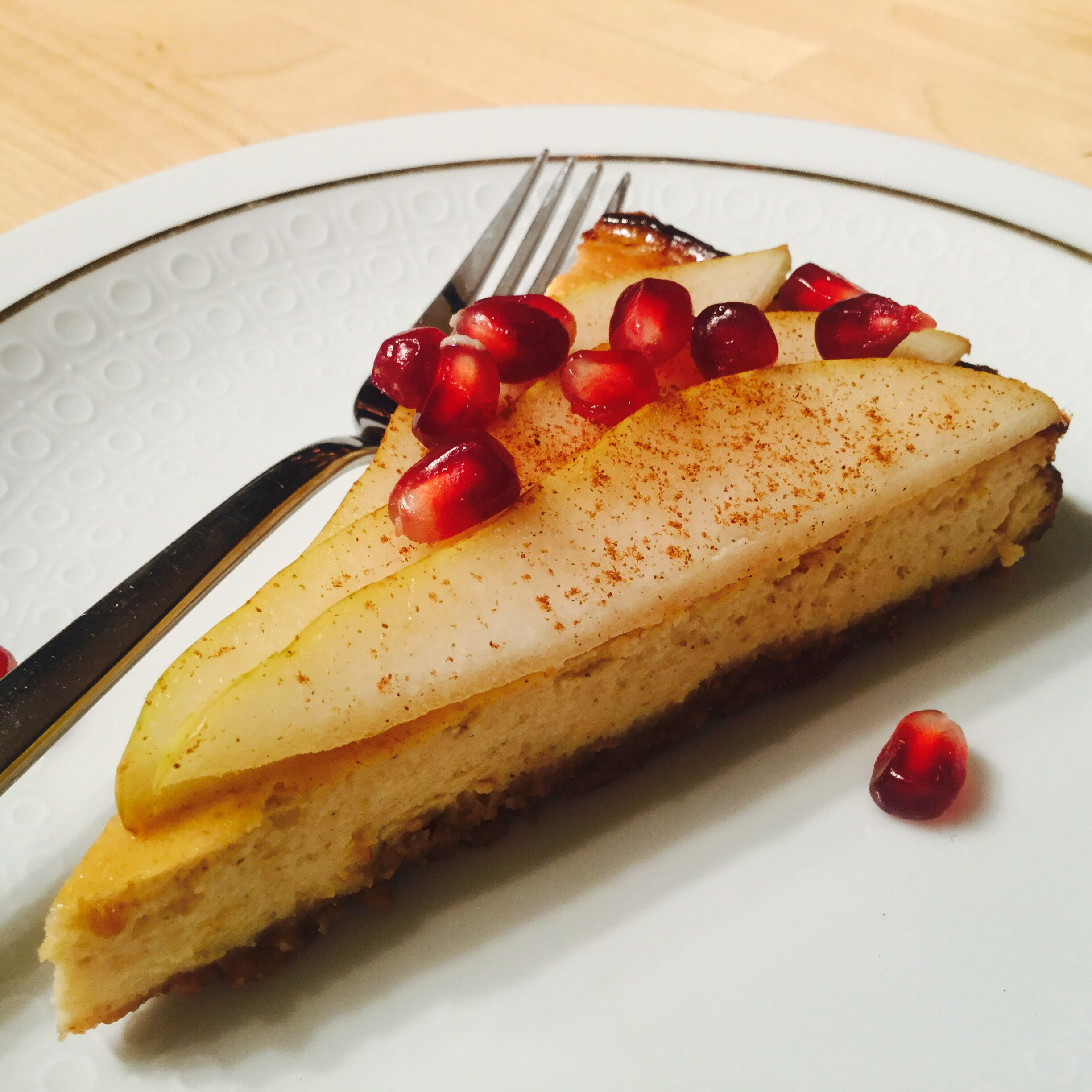 At dinner I mentioned to my family I had made cheesecake for dessert. Cheesecake! It is not like me to make a rich dessert, especially on a weeknight and they know it. My son, immediately suspic…