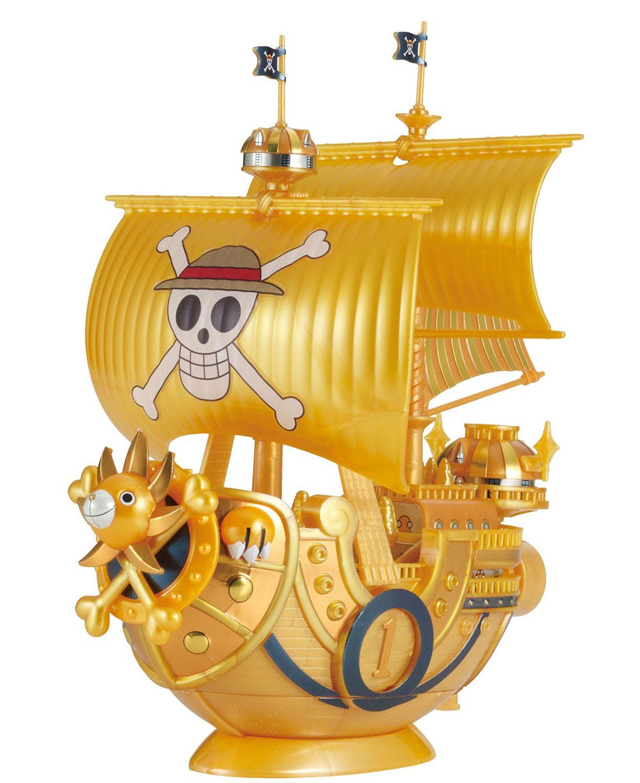 Bandai hobby grand ship collection thousandsunny
