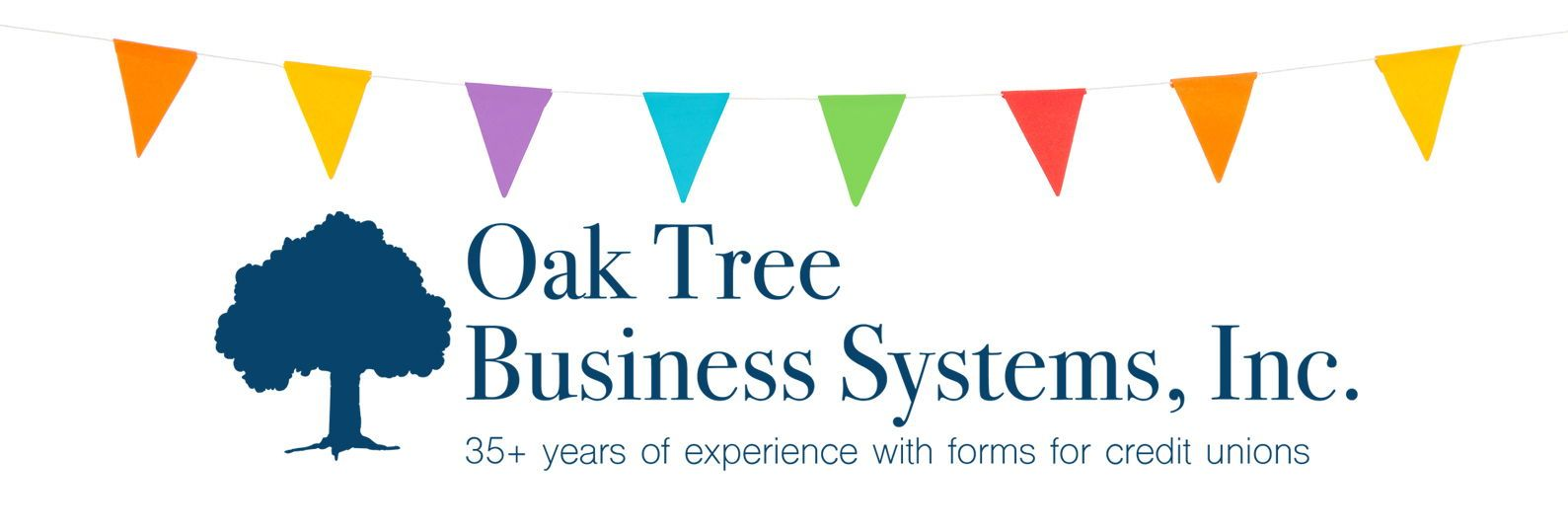 Oak tree business systems inc has 35 years of serving