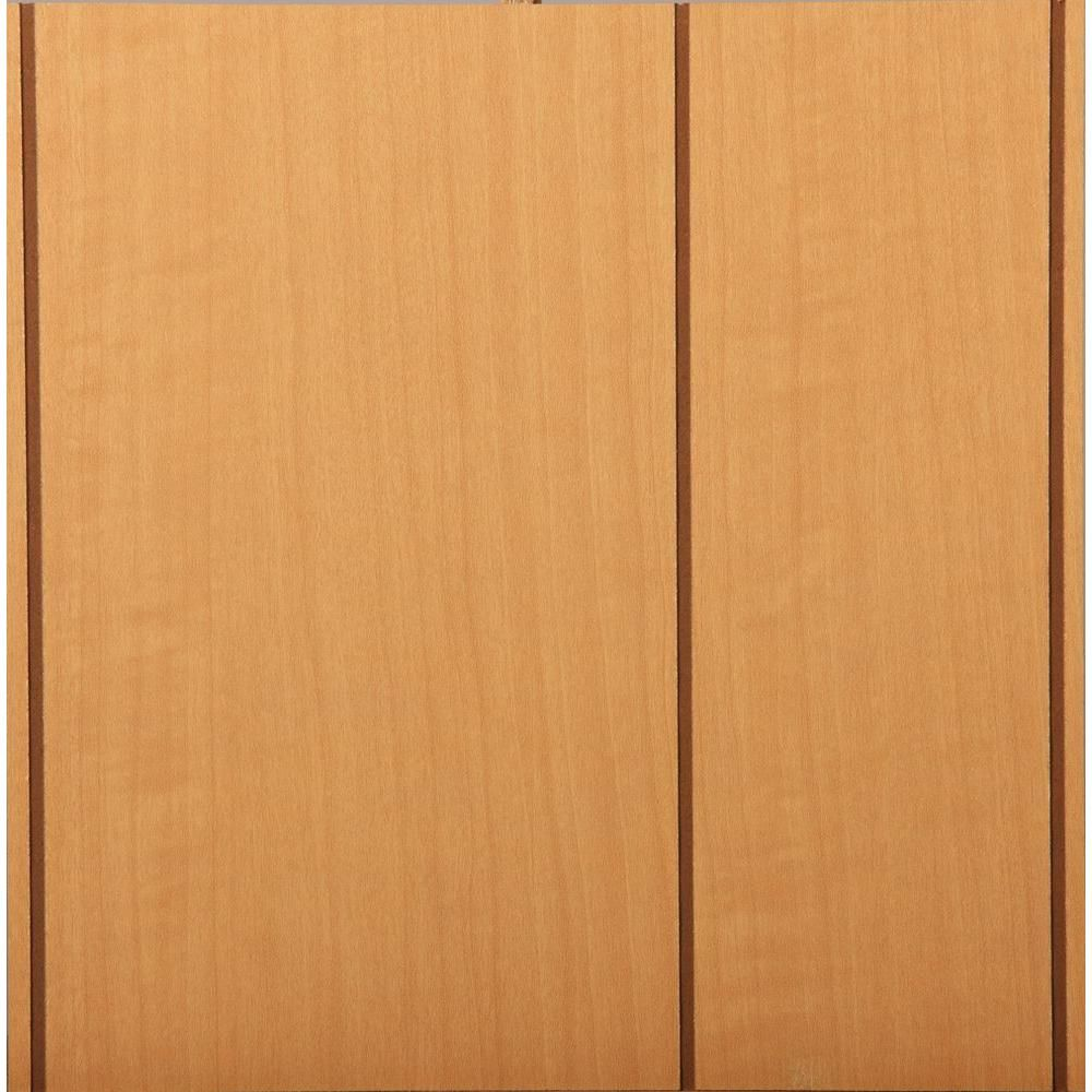 32 sq. ft. Williams Crossfire MDF Paneling-96610.106 - The Home Depot