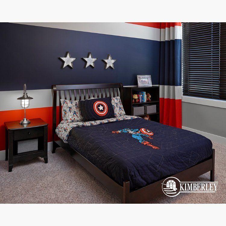 Consulta esta foto de instagram de decor for kids 4 259 for Dormitorio super heroes