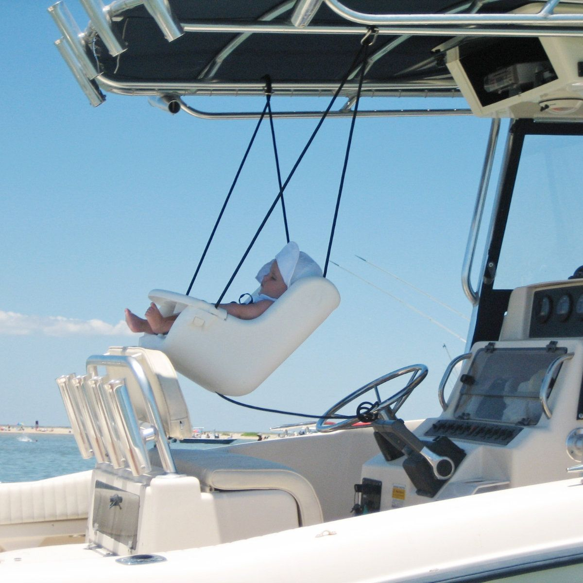 Gander mountain searock baby boat seat boating boat for Fishing boat seat
