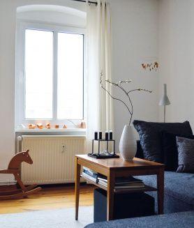 Wohnzimmerfrühling