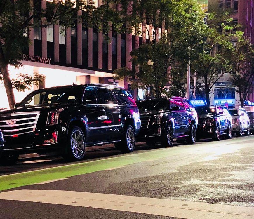 Five star luxury limo service inc limousine black car